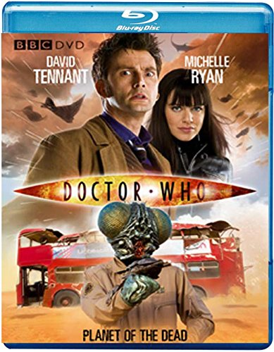Doctor Who - Planet of the Dead: 2009 Easter Special [Blu-ray] [Import anglais]