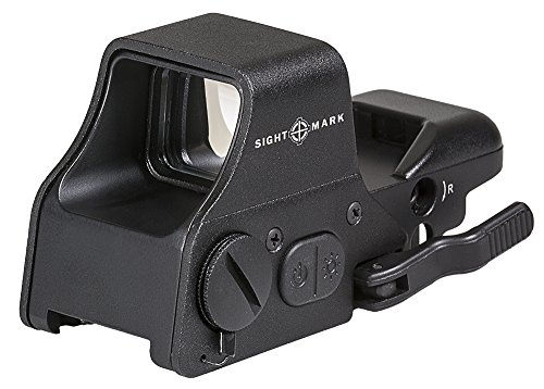 Sightmark Ultra Shot Multi Red & Green Plus Reflex Sight (Best Deal On Aimpoint Pro)