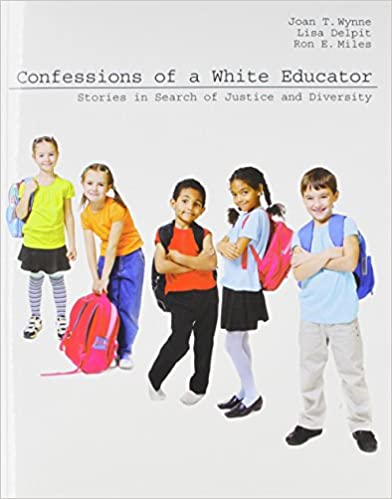 Book Confessions of a White Educator: Stories in Search of Justice and Diversity