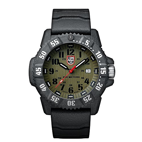 Luminox 3800 Series Carbon SEAL Mens Watch