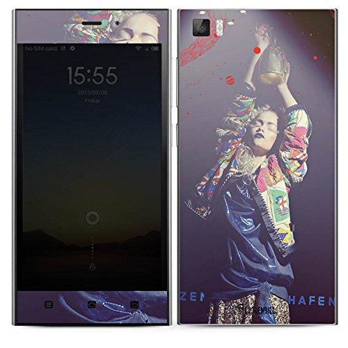 Xiaomi Mi 3 - diseño de Protector de pantalla de vinilo piel ...