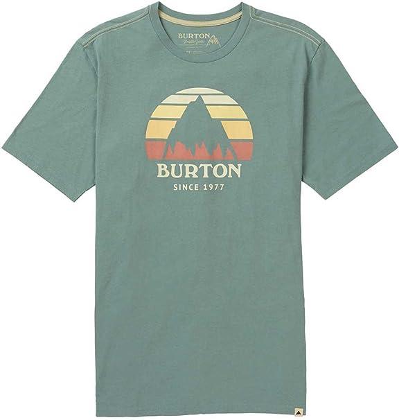 Burton Camiseta Underhill SS Lead L (l): Amazon.es: Ropa y accesorios