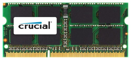 Crucial 2GB DDR2 667 MHz (PC2-5300) CL5 SODIMM 200-Pin for Mac (CT2G2S667M - Compatible Pc2 5300