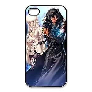 iphone4 4s phone case Black Fate Stay Night PGD4513292