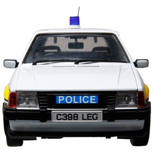 1985 Ford Escort XR3i [Model Icons 999004], Cambridgeshire Constabulary, 1:18 Die Cast