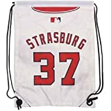 MLB Stephen Strasburg Washington Nationals #37 Player Drawstring Backpack