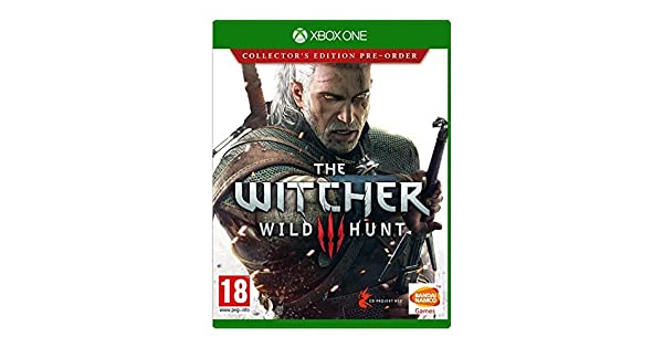 The Witcher 3 Wild Hunt Collectors Edition - XBOX ONE: Amazon.es ...