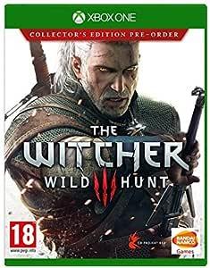 The Witcher 3 Wild Hunt Collectors Edition - XBOX ONE: Amazon.es: Videojuegos