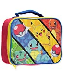Pokemon Multi Colored Boys Lunch Kit