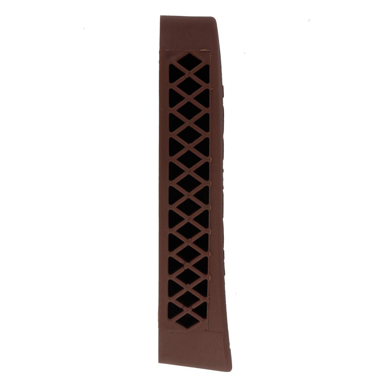 Black Cojinete Tourbon de silicona para culata de arma de fuego Pack of 2