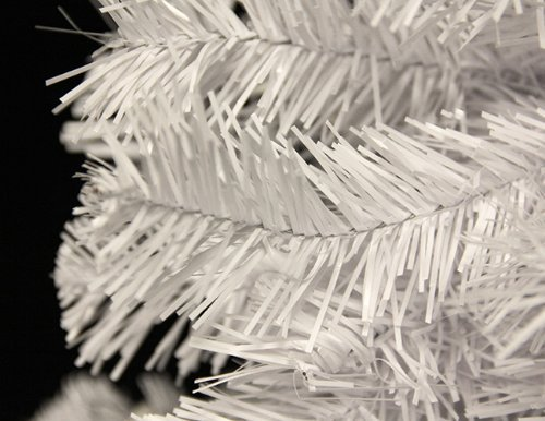 Perfect-Holiday-Christmas-Tree-6-Feet-PVC-Crystal-White