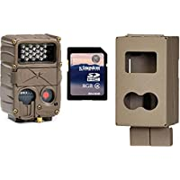 CUDDEBACK Model E2 Long Range IR Micro 20MP Game Hunting Camera w/Case & SD Card