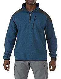 Men's Tactical Quarter Zip Sweater