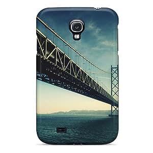 Galaxy S4 Bridge Tpu Silicone Gel Case Cover. Fits Galaxy S4