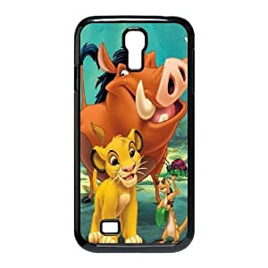 Lion King Samsung Galaxy S4 9500 Cell Phone Case Black 218y-106240