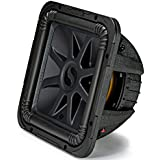 Kicker L7S12 Car Audio Solo-Baric 12 Subwoofer Square L7 Dual 4 Ohm Sub 44L7S124 (Certified Refurbished)