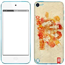 Zing Revolution One Direction Premium Vinyl Adhesive Skin for iPod touch 5G (Watercolor)
