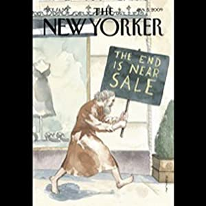 The New Yorker, January 5th, 2008 (Patricia Marx, Jonathan Harr, Kate Julian) Periodical