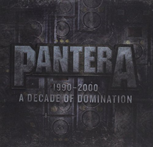 Decade of Domination (Walmart) (Reinventing Hell The Best Of Pantera)