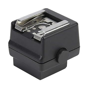 Mugast Adaptador de Zapata para cámara, Mini Conversor de ...