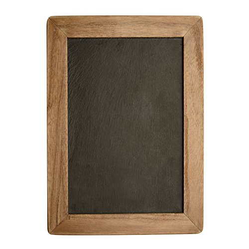 Vintage Framed Slate Kitchen Chalkboard (10