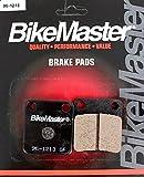 Front Brake Pads BikeMaster Yamaha YFM350 Wolverine 2006 2007 2008 2009