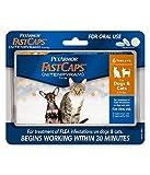 Fastcaps Kills Fleas Fast for Cats, 2-25 Lb, 6 Count
