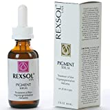 REXSOL Pigment Serum Treatment of Hyper-pigmentation   The most effective ingredients for treatment