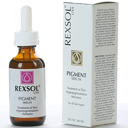 REXSOL Pigment Serum Treatment of Hyperpigmentation (60 ml/2 fl oz)