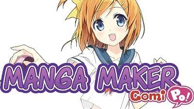 Manga Maker ComiPo! [Online Code]