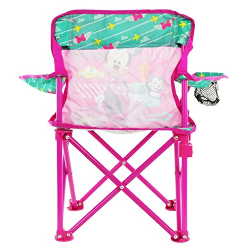 Disney Minnie Jet Set Fold N Go Chair Your Dream Toys