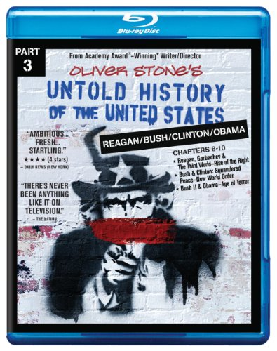 Untold History of the United States Part 3: Reagan [Blu-ray]
