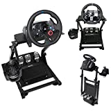 Racing Steering Wheel Stand for Logitech