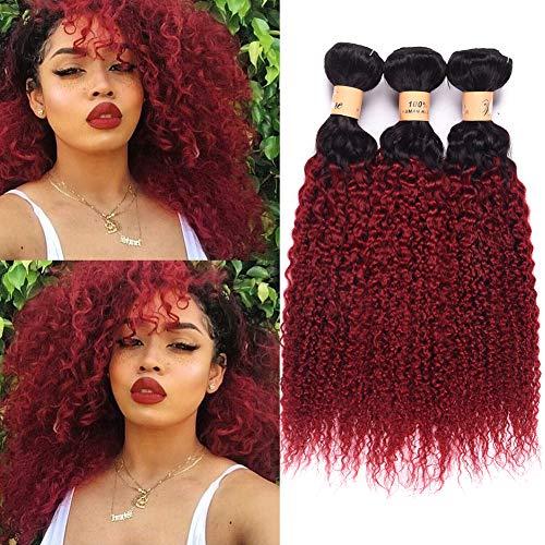 Red Curly Hair - Top Hair 8a Human Hair Peruvian