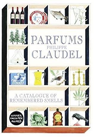 book cover of Parfums