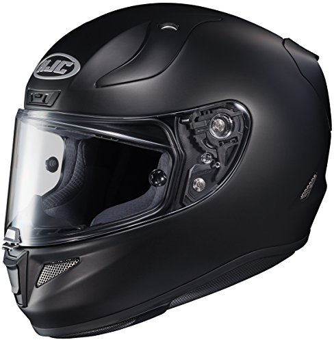 HJC RPHA 11 Pro Mens Motorcycle Helmets - Matte Black - Large by HJC Helmets