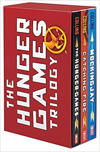 image for The Hunger Games Trilogy: The Hunger Games / Catching Fire / Mockingjay by Suzanne Collins (2014-06-24)
