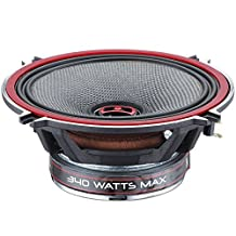 DS18 EXL-SQ5.25 5.25-Inch 3-Ohm High Sound Quality Speaker 340 Watts - Set of 2