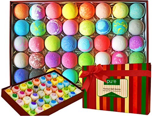 Natural Bath Bombs Gift Set product image