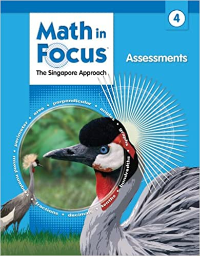 Math in Focus: Singapore Math: Assessments Grade 4: GREAT SOURCE ...