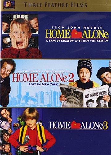 HOME ALONE 1,2,3 (Home Alone Dvd 1)