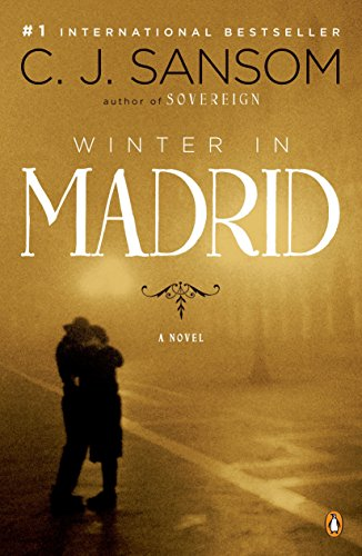 Madrid Vase - Winter in Madrid: A Novel