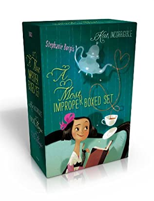 book cover of A Most Improper Boxed Set