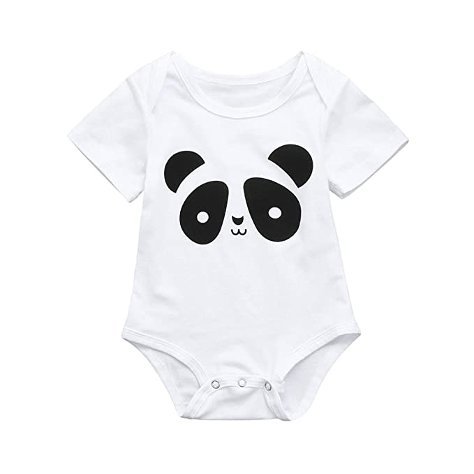 Amazon.com: Bebé Pelele, goodlock bebé recién nacido niños ...