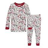 Burt's Bees Baby Baby Boy's Pajamas, Tee and Pant
