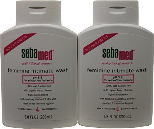 Sebamed féminine intime Wash (Pack de 2)
