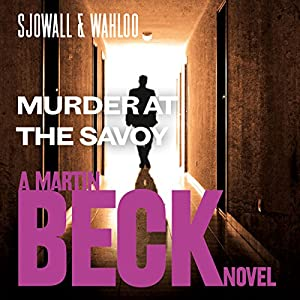 Murder at the Savoy Audiobook