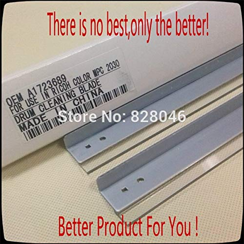 Printer Parts Wiper Blade for Yoton Aficio MP C2051 C2530 C2550 C2551 Copier,for Yoton MPC2051 MPC2530 MPC2550 MPC2551 Drum Cleaning Blade