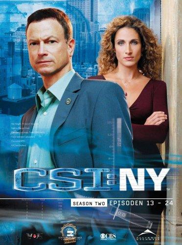 CSI: NY - Season 2.2 [Alemania] [DVD]: Amazon.es: Melina ...