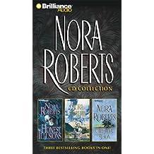 Nora Roberts CD Collection 5: Honest Illusions, Montana Sky, Carolina Moon